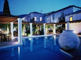 Bratsera Traditional Hotel, Hydra