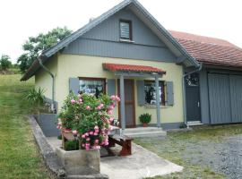 Ferienwohnung Bockelt, Stadtlauringen (Friesenhausen yakınında)