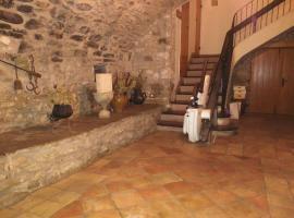 Casa Añica, Murillo de Liena (рядом с городом Santa Liestra y San Quílez)