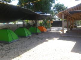 Ximbal Camping, Bacalar