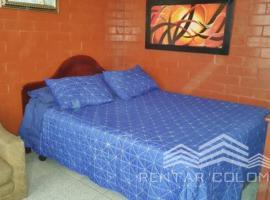 Alquiler De Apartamento Amoblado En Bogotá En Salitre Occidental - ID121248, Bogotá