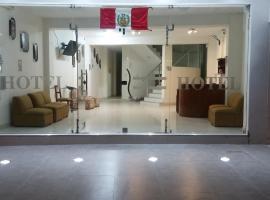 Hotel Brunning, Lambayeque