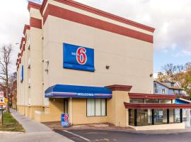 Motel 6 Washington DC, Washington