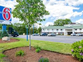 Motel 6 Westborough, Northborough