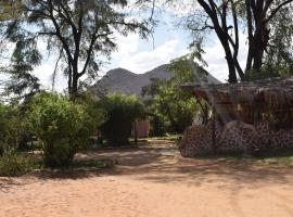 Samburu Riverside Camp, Archers Post