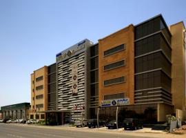 Intour Jazan Hotel, Jazan