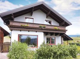 Four-Bedroom Holiday Home in Mariapfarr