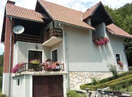 Weekend home Suki, Bosanska Krupa (Mali Radić yakınında)