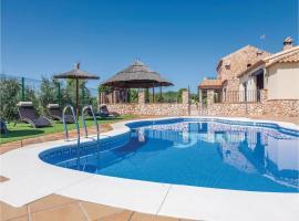 Four-Bedroom Holiday Home in Penaflor, Sevilla, Peñaflor (La Campana yakınında)
