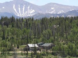 Hideaway Mountain Lodge, Fraser