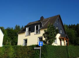 Deine-Eifel-Ferienwohnung, Feusdorf (Esch yakınında)