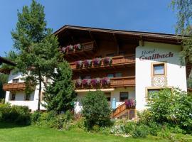 Hotel Gsallbach, Каунерталь