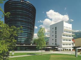 Parkhotel Hall in Tirol, Hall in Tirol