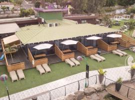 Cocohut Resort, Тверия (рядом с городом H̱ammat)