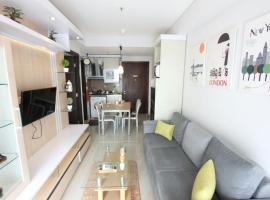 Cozy Apartment at Aspen, Джакарта (рядом с городом Kalijati)