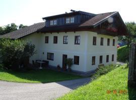 Ferienwohnung Löffelberger, Hallein (V destinaci Bad Vigaun a okolí)