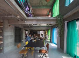 The Blend Inn- Studio