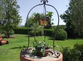 B&B Villa Sabrina, Arezzo (Quarata yakınında)