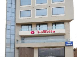 Hotel Lamellz, Лудхиана (рядом с городом Dorāha)