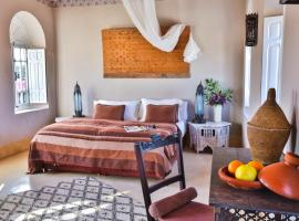 Les Jardins de Villa Maroc, Ounara
