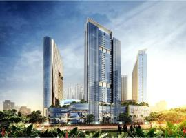 Tanglin Mansion Apartment - Pakuwon Mall