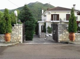Aroanios Hotel, Клитория