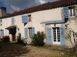 Ferme du prieuré, Moirax (рядом с городом Лаплюм)