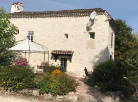 Bergerie Le Vieux Manoir, Valeilles (рядом с городом Anthé)