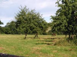 Les Crins Verts, Roiville (рядом с городом Fresnay-le-Samson)