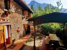 Chalet dell'Alpe - Casa di Montagna, Levigliani