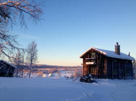 Marjas stuga, Norråker (Near Borgafjall)