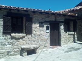 El Pajar, Mombuey (Otero de Bodas yakınında)
