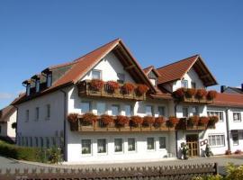 Hotel Sonnental, Neusorg (Langentheilen yakınında)