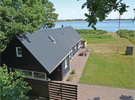 Holiday home Tambogade, Thyholm (Hvidbjerg yakınında)