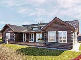 Holiday home Frilandsvej, Mollerup (Spottrup yakınında)