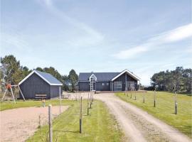 Holiday home Skovvej Thyholm XII, Thyholm (Oddesund Syd yakınında)