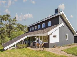 Holiday home Ahornvej Roslev IX, Glyngøre (Durup yakınında)