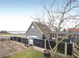 Two-Bedroom Holiday home Erslev 05, Vester Jølby (Thisted yakınında)