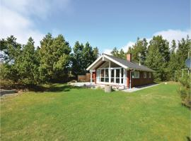 Three-Bedroom Holiday Home in Hurup Thy, Sindrup