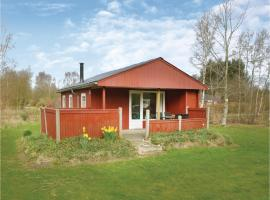 Two-Bedroom Holiday Home in Roslev, Nøreng