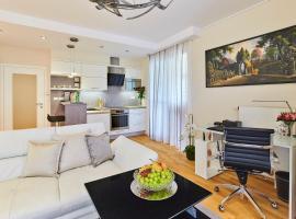 Luxurious Design Apartment, Prag (Kyje yakınında)
