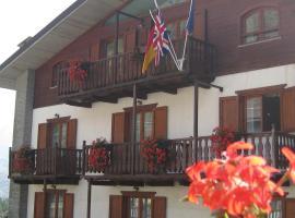 Hotel Villa Plinia, Pragelato