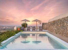 Halcyon Villas Naxos, Naxos Chora