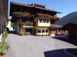 Pension Pichlerhof, Stall (Rangersdorf yakınında)