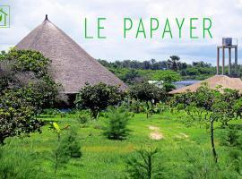 Ecolodge Le Papayer, Boukot Ouolof