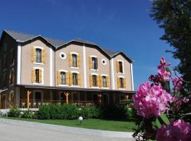 Hotel du Parc, Cransac