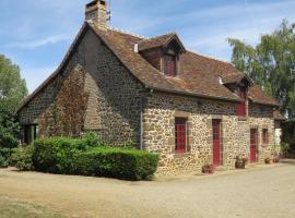 Gite des Basses Touches, Moitron-sur-Sarthe (рядом с городом Vernie)