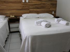 Hotel Boullevard, Catalão (Goiandira yakınında)