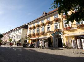 Hotel Post Murnau, Murnau am Staffelsee