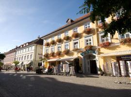 Hotel Post Murnau, Мурнау-ам-Штаффельзее
